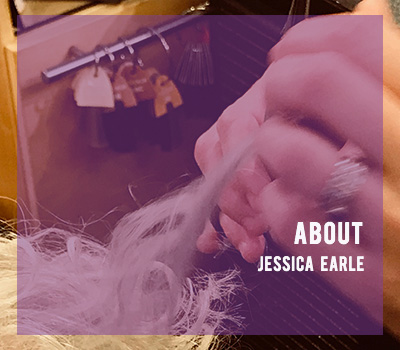 Jessica Earle hairstylist & colorist