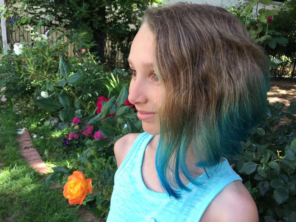 Hair color & Haircut